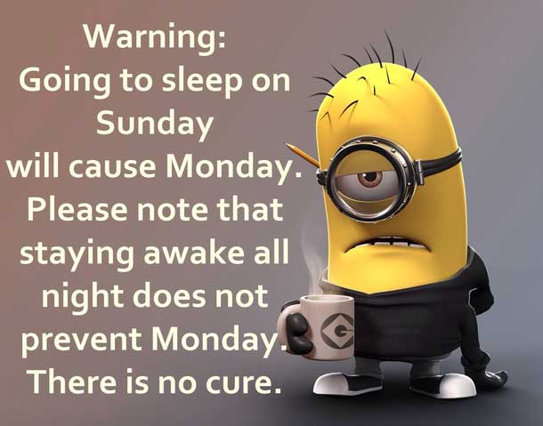 monday-quotes-funny-minion-quote
