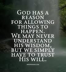 Trust in God's Timing and Will Images