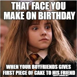 Best Harry Potter Birthday Memes
