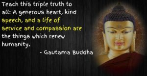 Buddha Heart Quotes