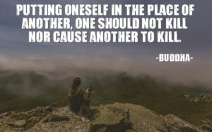 Buddha Violence Quotes