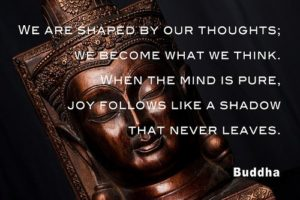 Positive Energy Quotes Buddha
