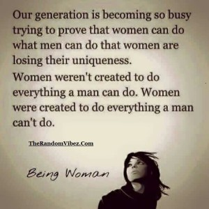 Motivation Quote | Being Woman