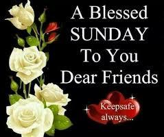 Best Sunday Blessings Quote Images