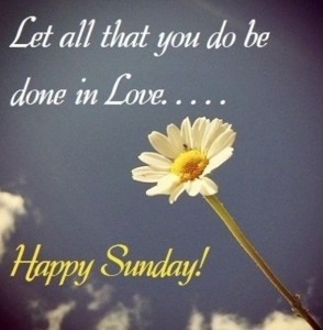 Blessed Sunday Quotes Image