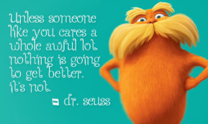 Cute Dr.Seuss Life quotes images