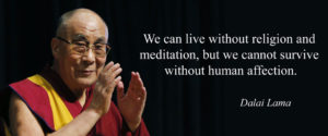 Dalai Lama Meditation Quotes