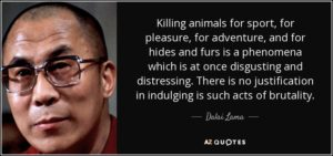 Dalai Lama Quotes Animals