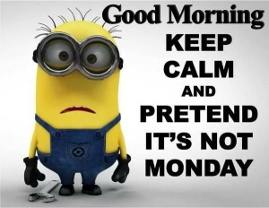 FUnny Good Morning Monday Quotes images