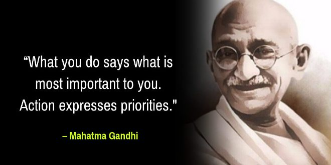 300 Most Inspiring Mahatma Gandhi Quotes And Sayings