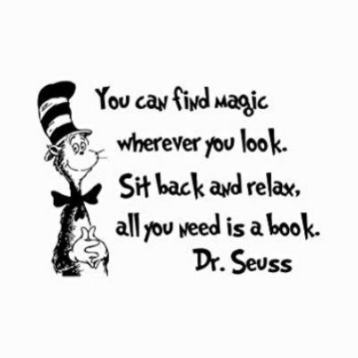Humorous Dr. Seuss Saying