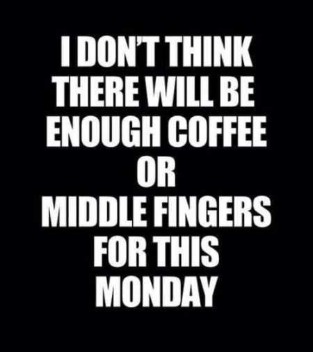 17 Funny Monday Morning Quotes - Deal Happily!
