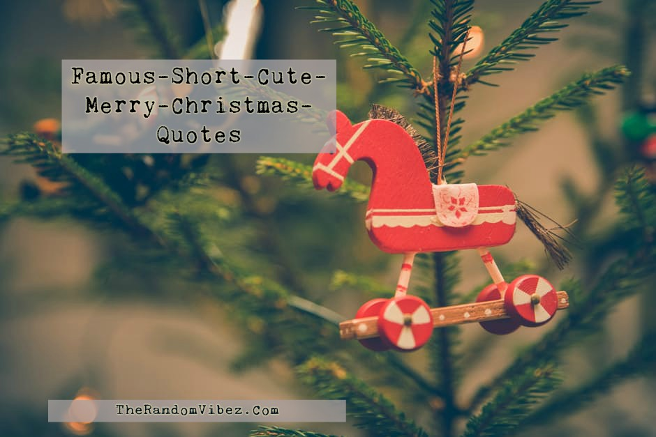 Famous-Short-Cute-Merry-Christmas-Quotes