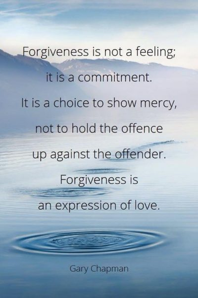 Forgiveness Quotes On Life
