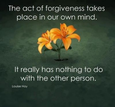 Forgiveness Quotes To Inspire Us