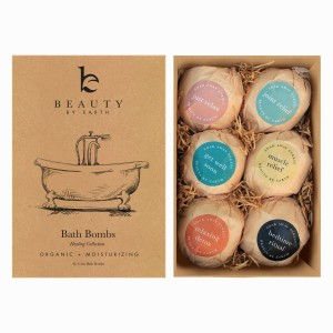 bath bombs-organic-gift-set-for-mom-Christmas