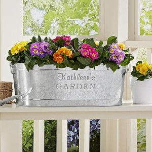 Planter tub gifts mom christmas images