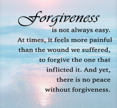 Top Forgiveness Quotes