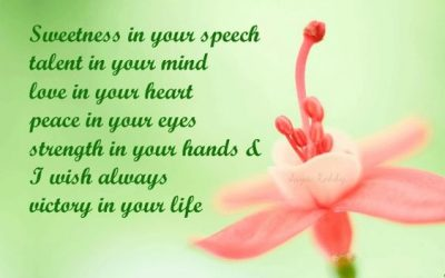 Best Wishes Sayings