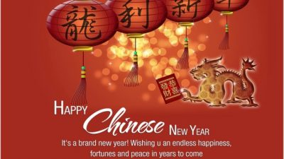 Chinese New Year Wishes For Friends