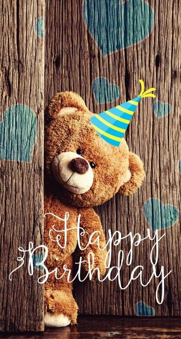 Happy Birthday Sister Messages Teddy Bear Wishes Boyfriend Images Cute