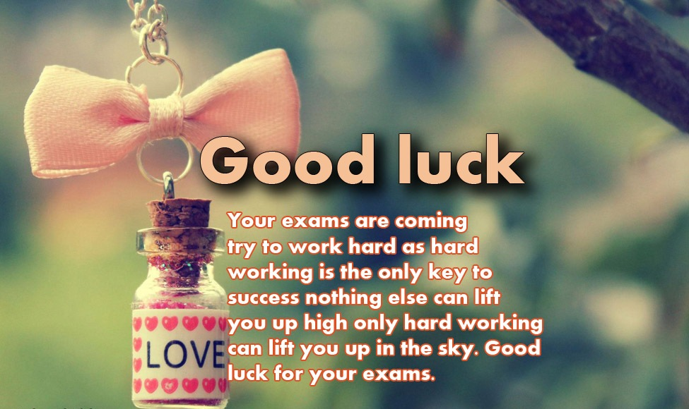 All The Best For Exam Quotes Siphosjamaica