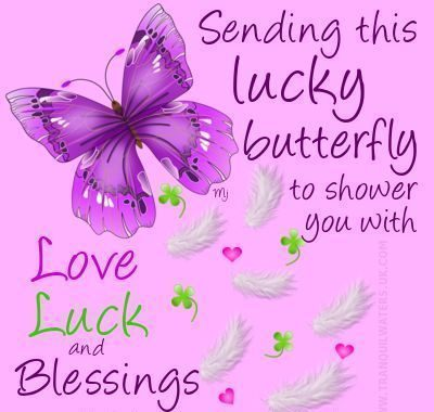 Good Luck Quotes With Blessings