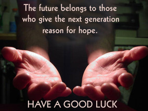 Good Luck and Good Night Quotes Images Wallpapers