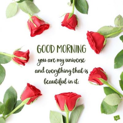 Good Morning Love Msgs For Gf