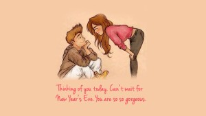 Lovely Happy New Year Eve Greeting Messages Images