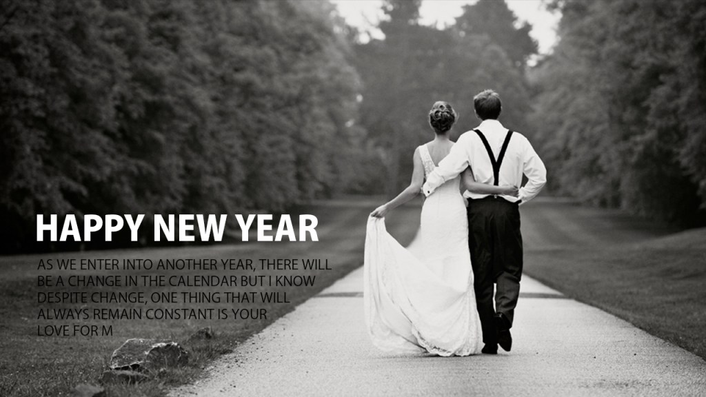 Cute Happy New Year Wishes Messages for Boyfriend {Images}