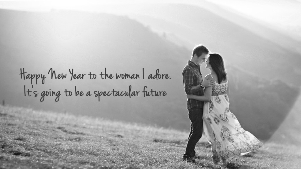 happy new year messages wishes for gf wife images