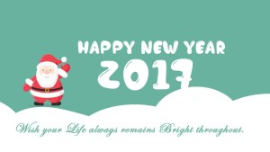 Lovely New Year Greetings Card Online Images