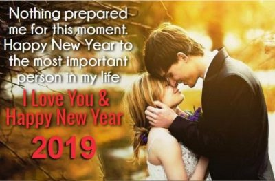 New Year Love Msg for GF
