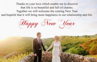New Year Quotation For Boyfriend