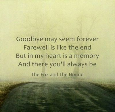Picture Quotes For Good Bye