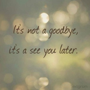 Famous Sad Goodbye Quotes Images