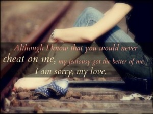 Sorry Love Pictures Quotes for Him