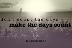 Short motivation quotesimages by muhammad ali