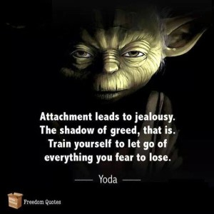 Attachment Yoda Movie Quotes Images
