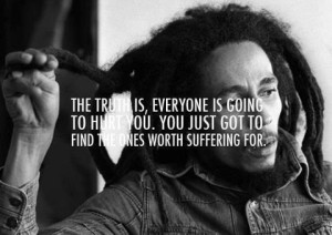 Best Quotes by Bob Marley Images