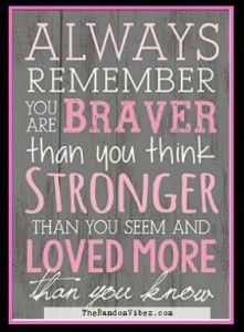 Breast cancer inspirational quotes images hd