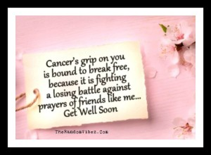 Cancer Prayer Quotes Images HD