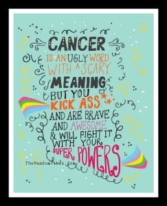 Cancer Quotes Inspirational Images