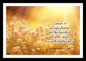 Cancer motivational quotes pictures