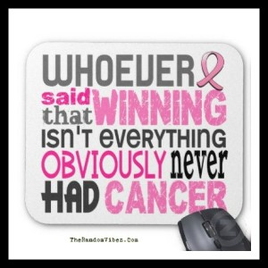 Cute cancer quotes for all images