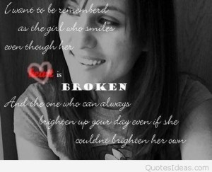 heartbroken-quotes-for girls images