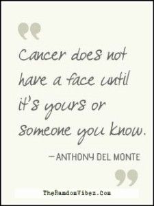 Inspirational Quotes Cancer Images