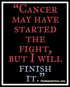 Pictures quotes about surviving cancer