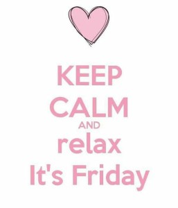Keep Calm TGIF Quotes Images